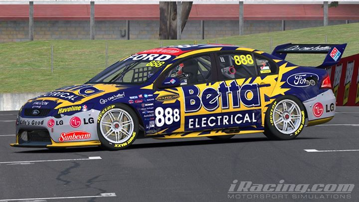 2006 #888 Craig Lowndes Betta Electrical Livery by Adam Z ...