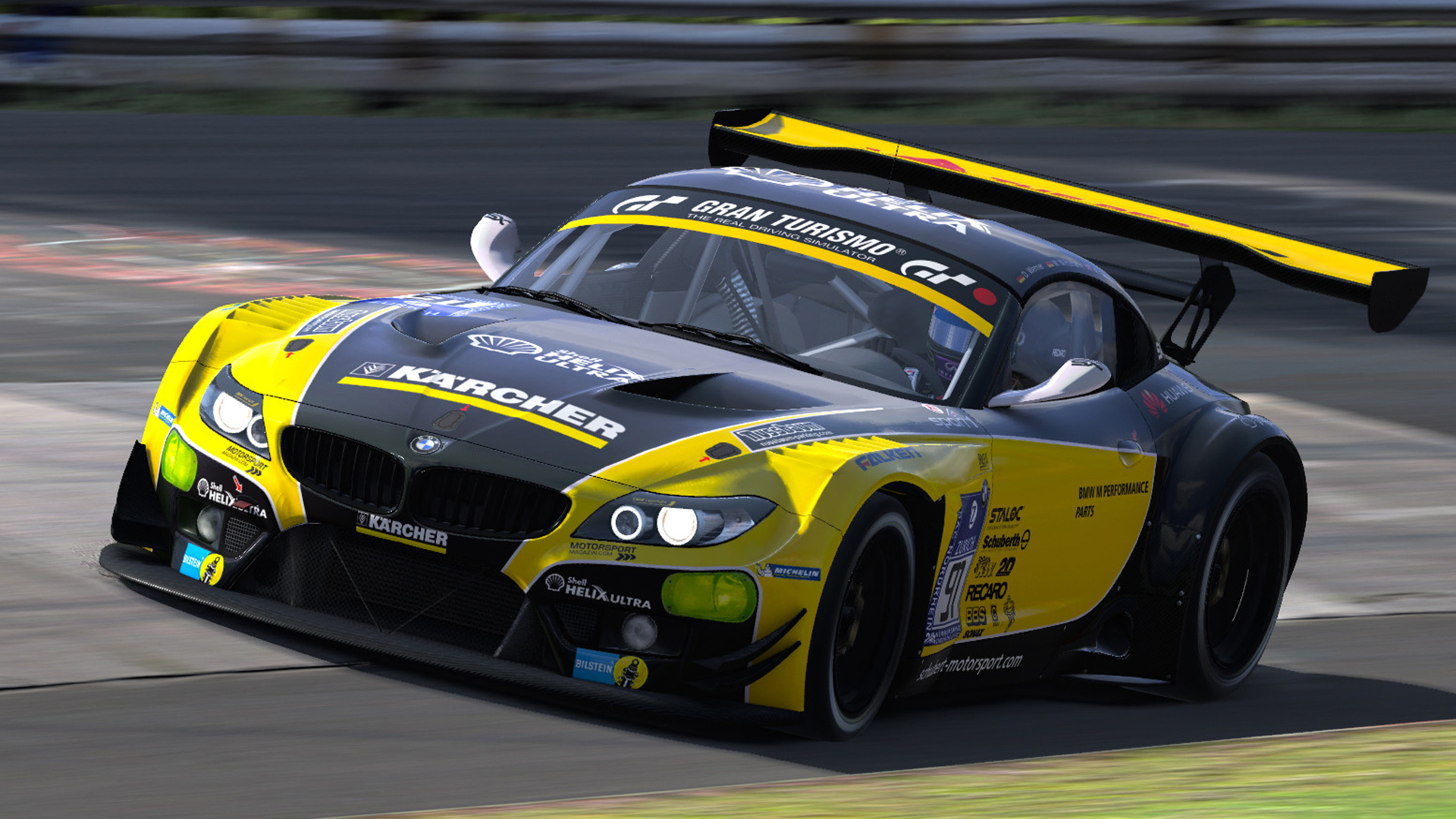 bmw z4 gt3 19 schubert motorsport 2015 24h n rburgring replication by simon e trading paints. Black Bedroom Furniture Sets. Home Design Ideas
