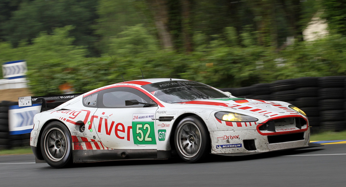 Young Driver Aston Martin By James N Trading Paints