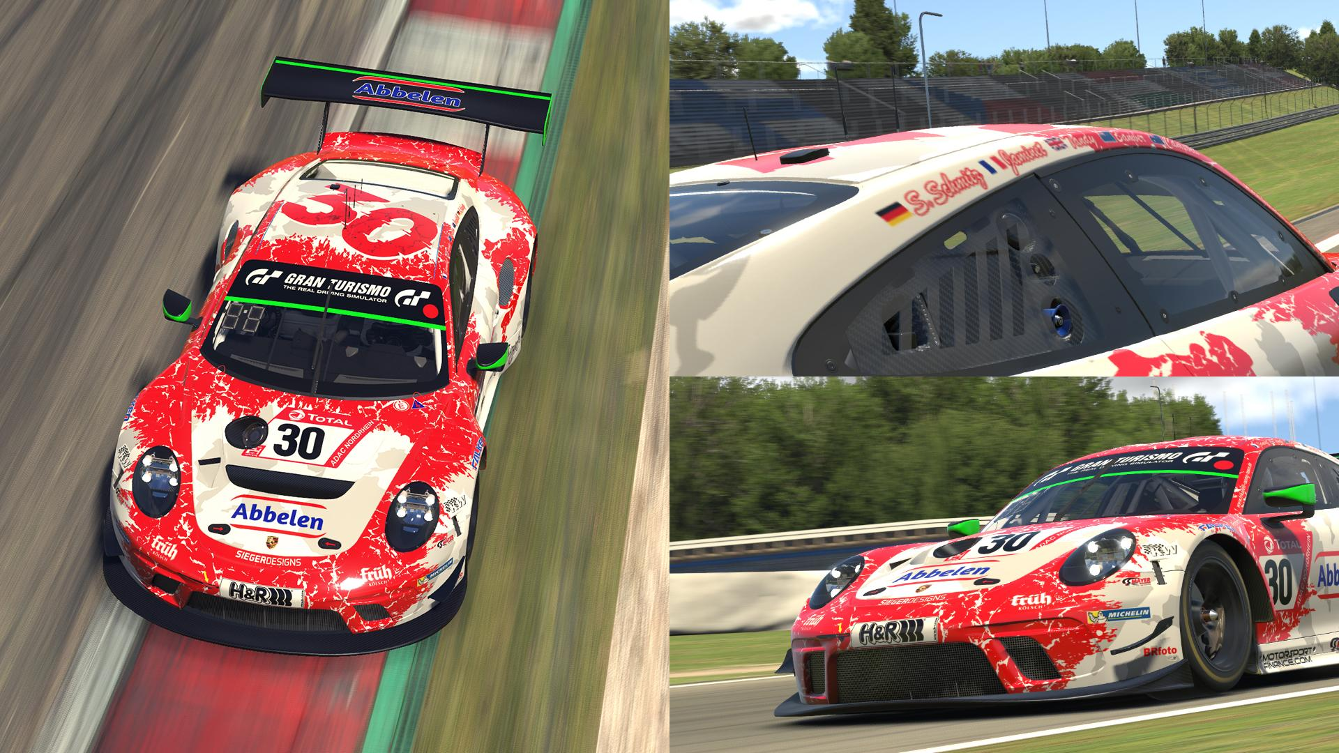 Preview of Official - Frikadelli Racing #30 - 2021 24H Nürburgring by Thomas Sieger