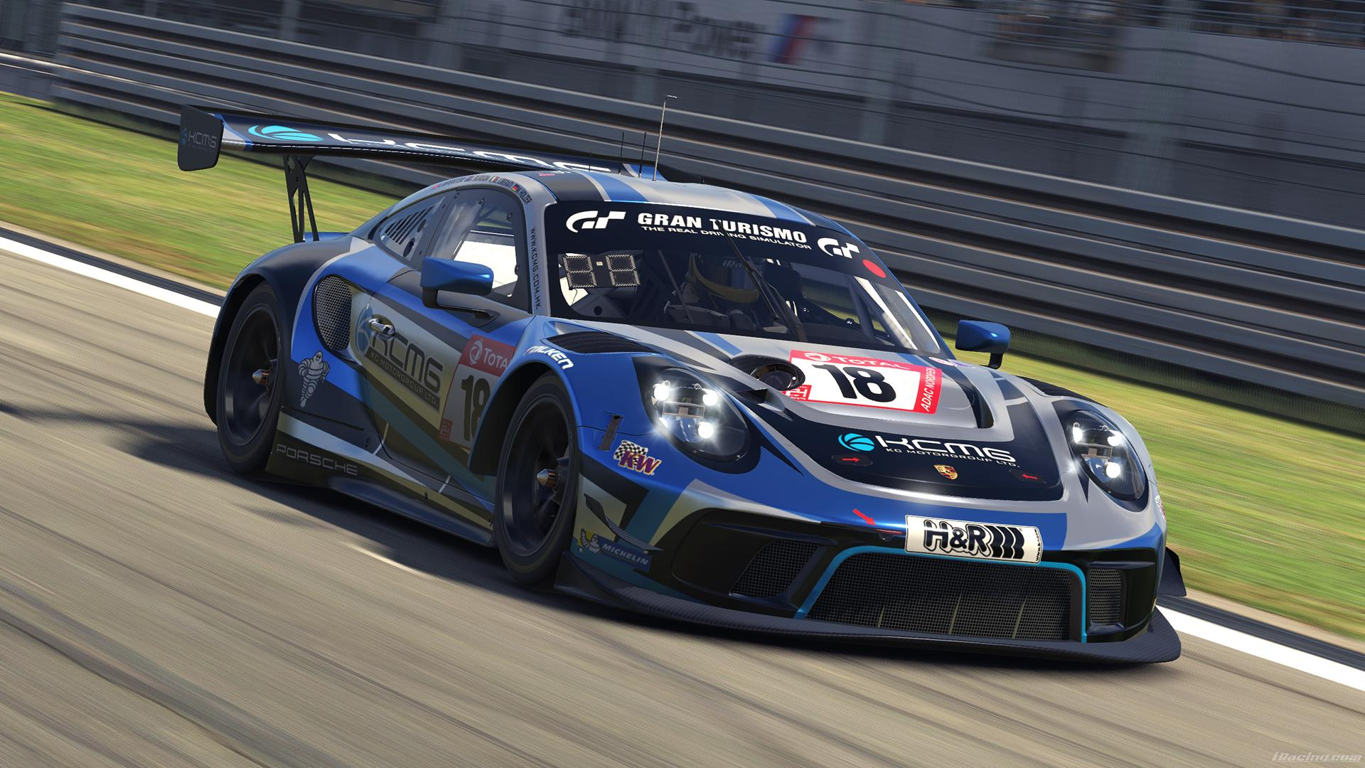 Preview of Official - KCMG #18 - 2021 24H Nürburgring by Thomas Sieger