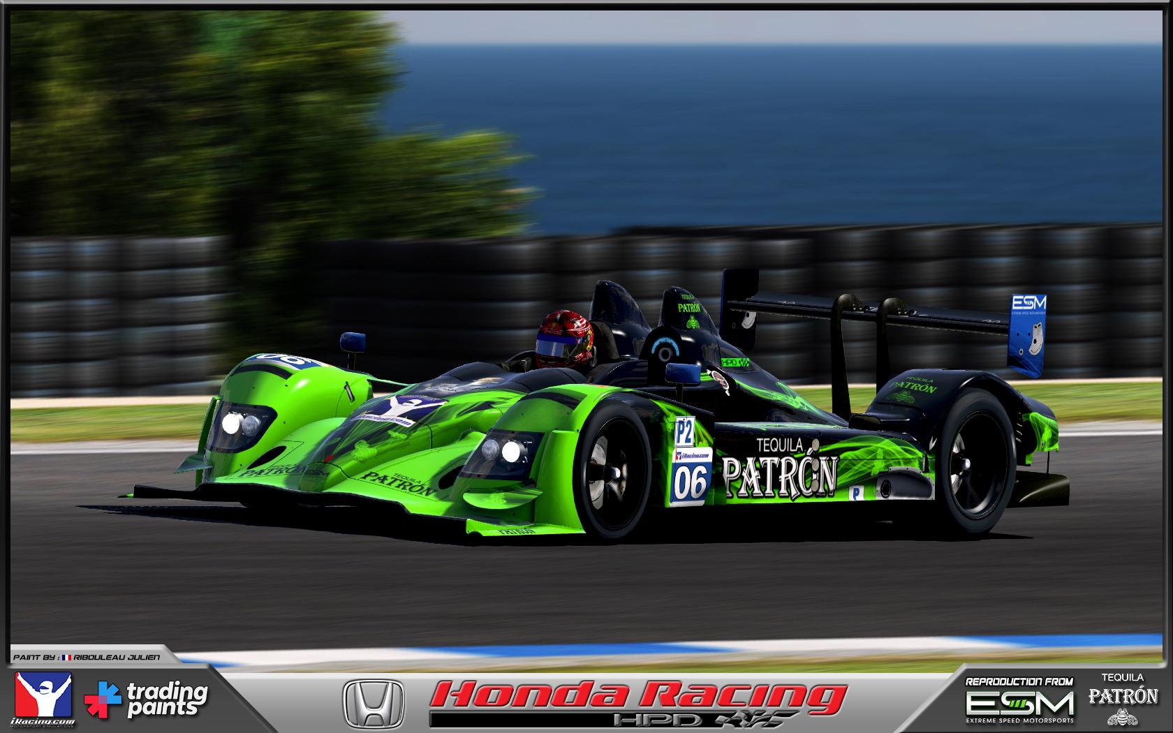 Esm tequila patron 2014 v2 by julien ribouleau trading