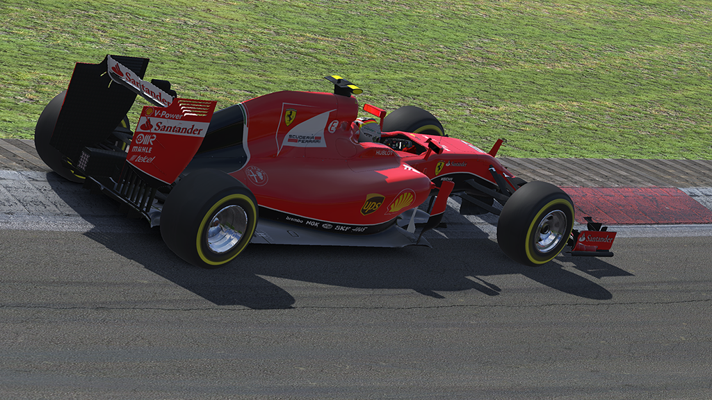 Preview of 2015 F1 Ferrari SF15-T by Mike Owen