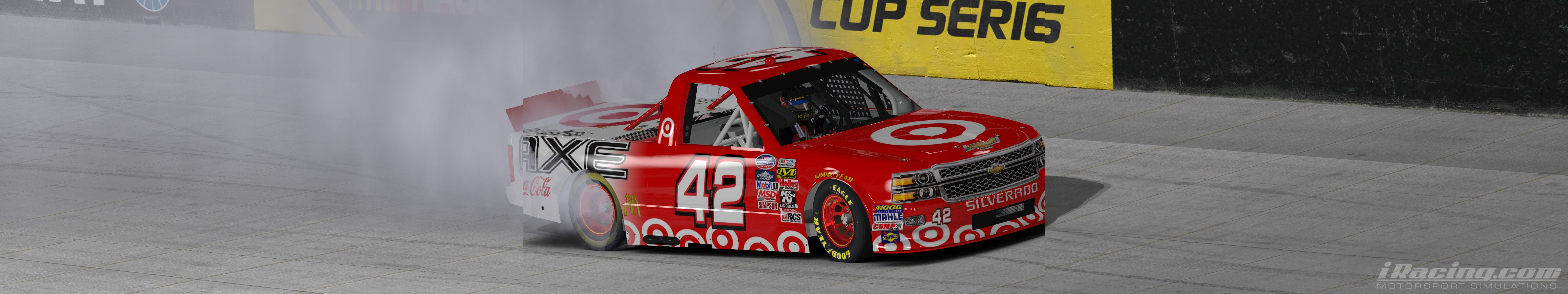 Target Truck by d Patterson2 - Trading Paints