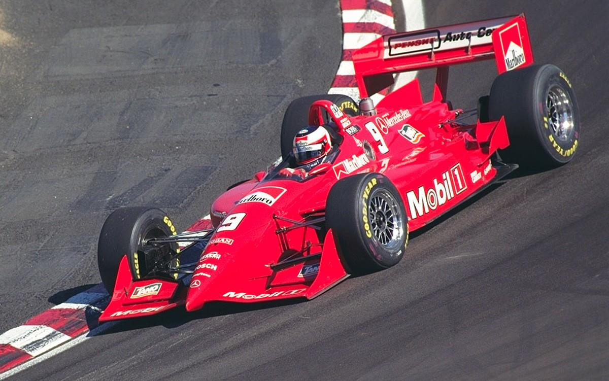 1996 Hogan Penske 9 E Fittipaldi By Robert Grosser