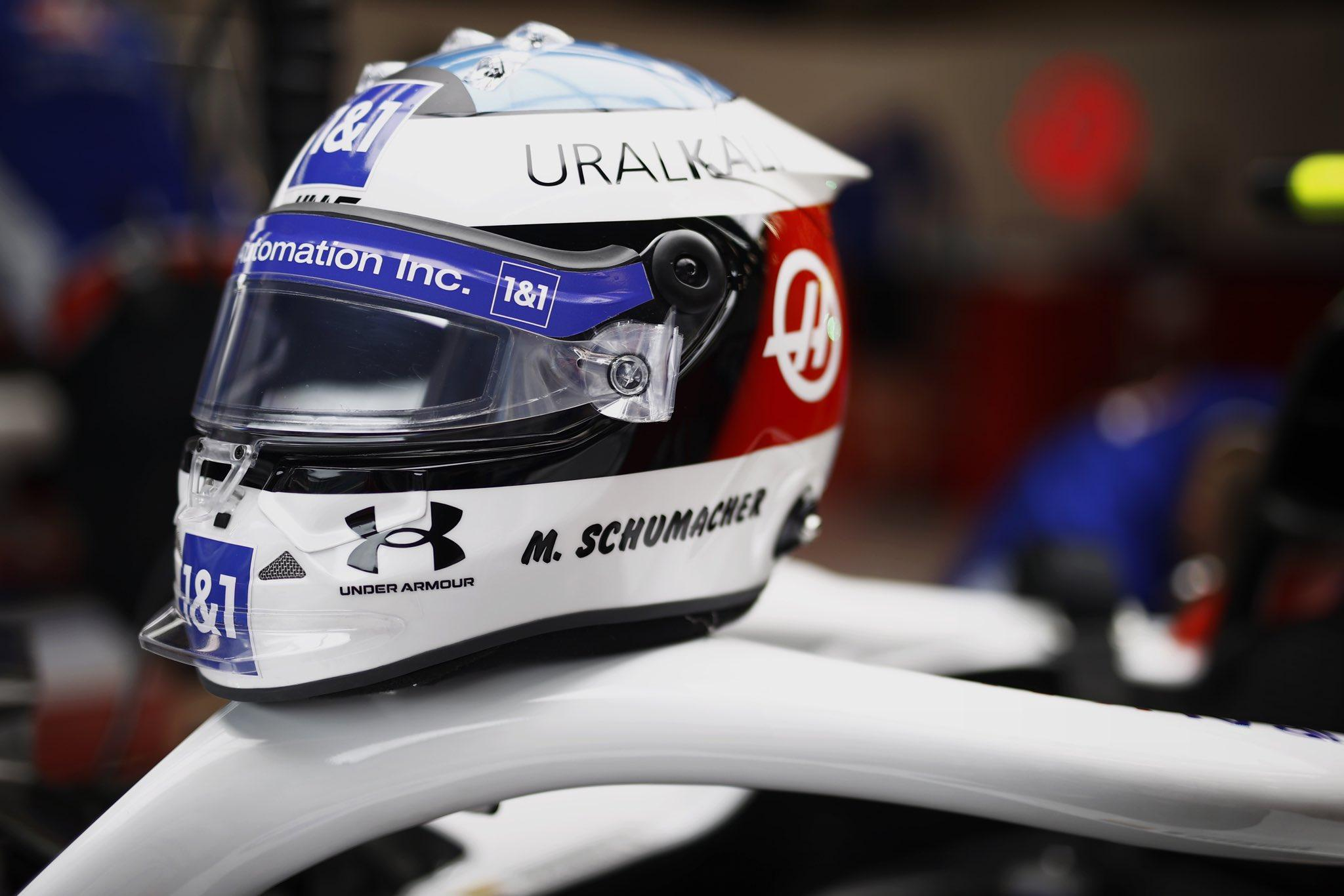 Preview of Mick Schumacher - 2021 Belgium GP Tribute Helmet by Tyler Swartz2