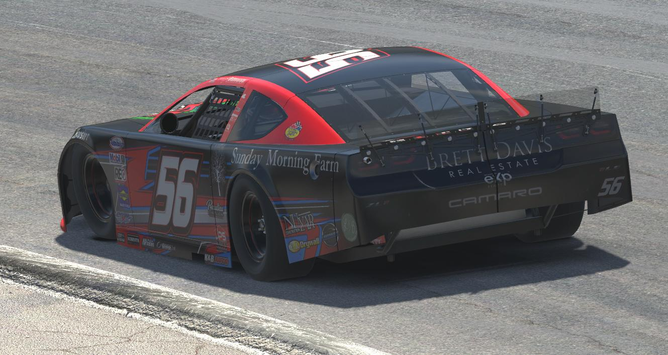 Preview of Evan Beaulieu Super Late Model - Number Stamp by Evan Beaulieu