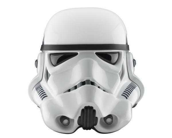 Preview of Stormtrooper Helmet by Matt Stanton