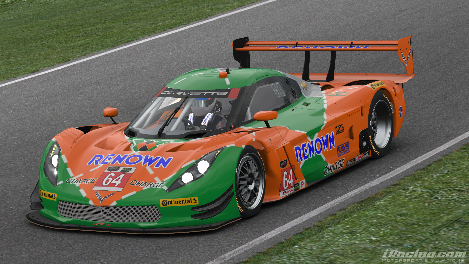 Renown Mazda 787B by Justin S Davis - Trading Paints