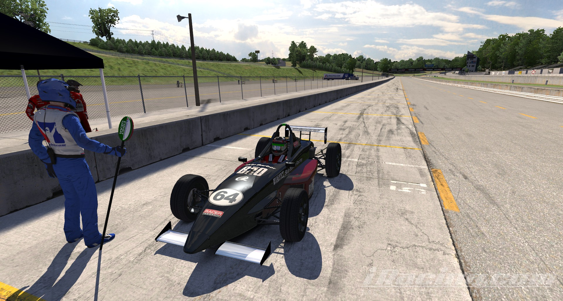 Preview of Band of Others Skip Barber by Jerad Sharp