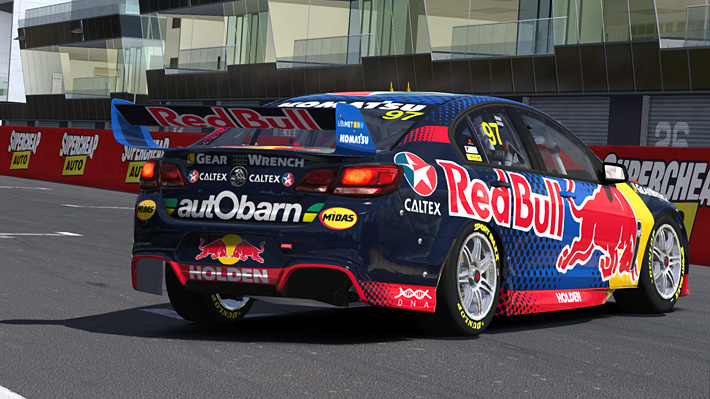 Preview of 2016 Red Bull Racing Australia - #97 van Gisbergen  #88 Jamie Whincup by Matthew Nethercote