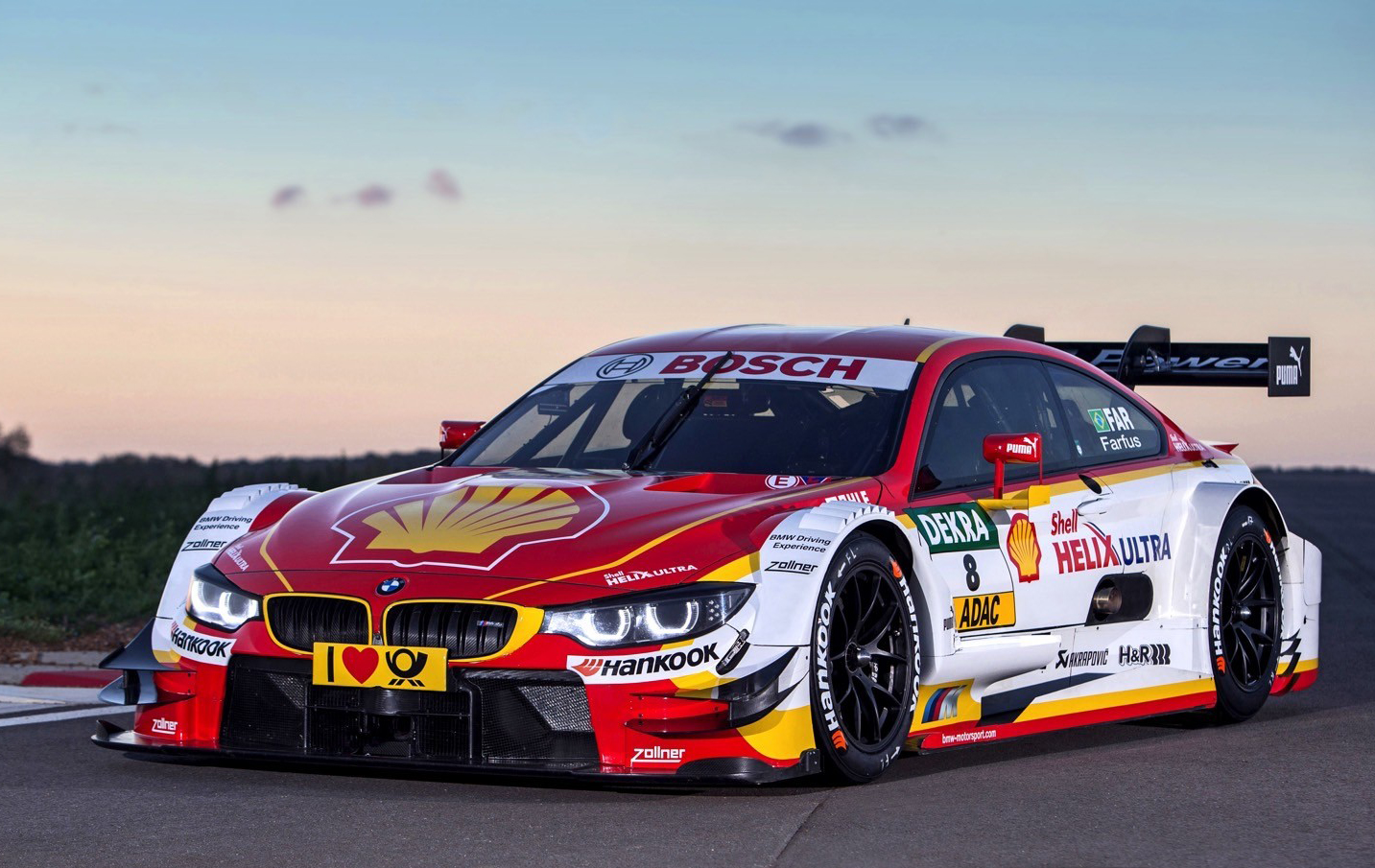 Preview of Shell Helix BMW Z4 GT3 by Warren McGary