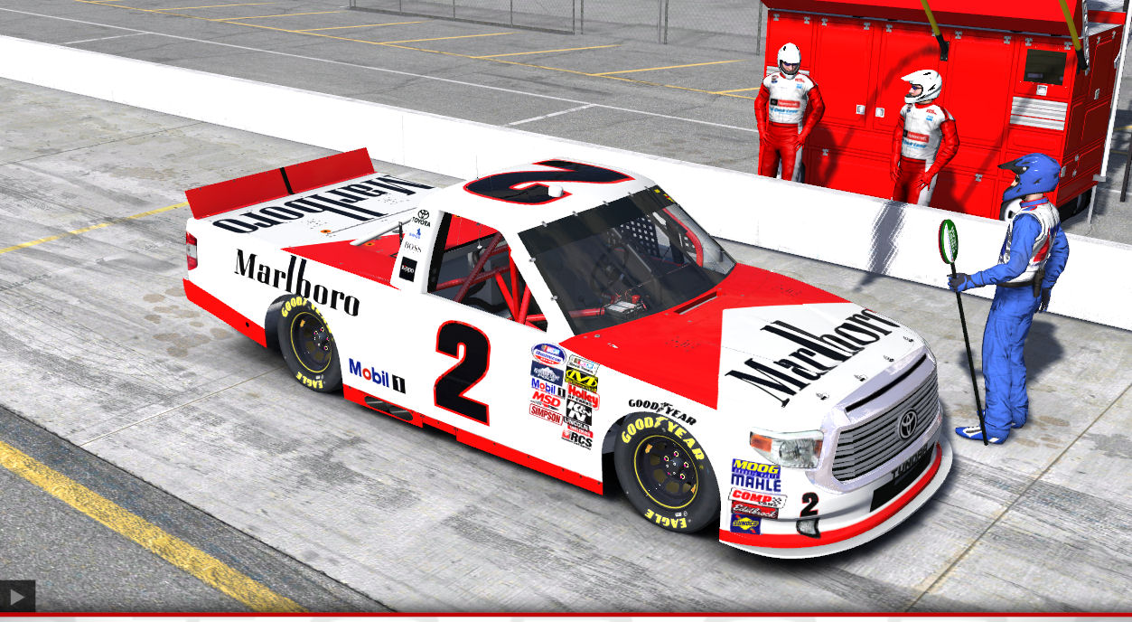 Preview of Marlboro Toyota Tundra by Jason Schrader
