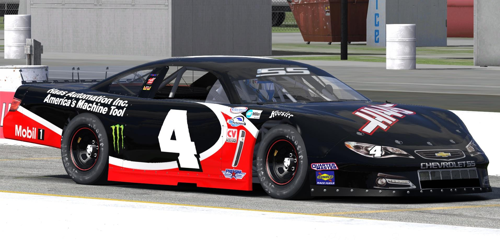 Haas Automation Chevy SS by Sean Disbro2 - Trading Paints