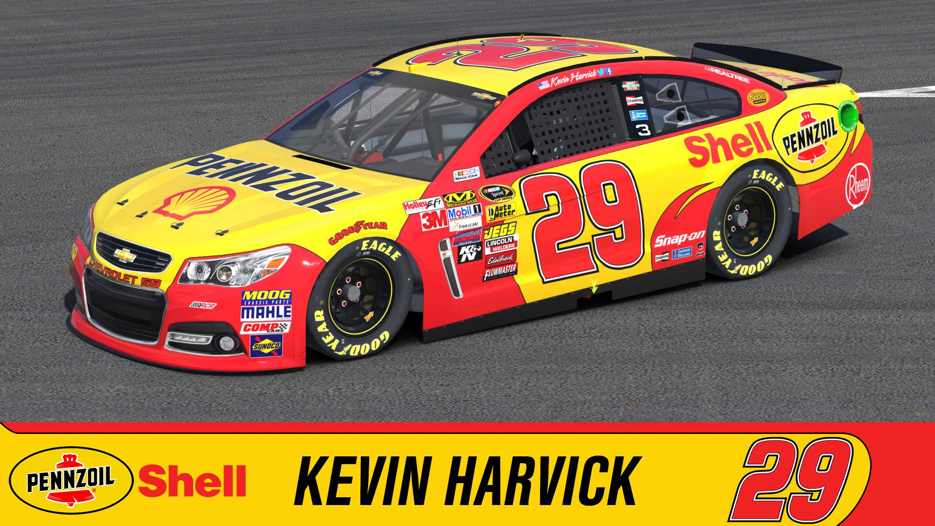 Pictures Of Kevin Harvick S New Car