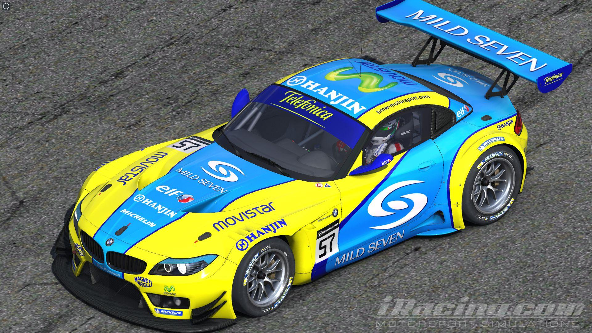 Preview of BMW Z4 Mild Seven.tga by Remigio Di Pasqua