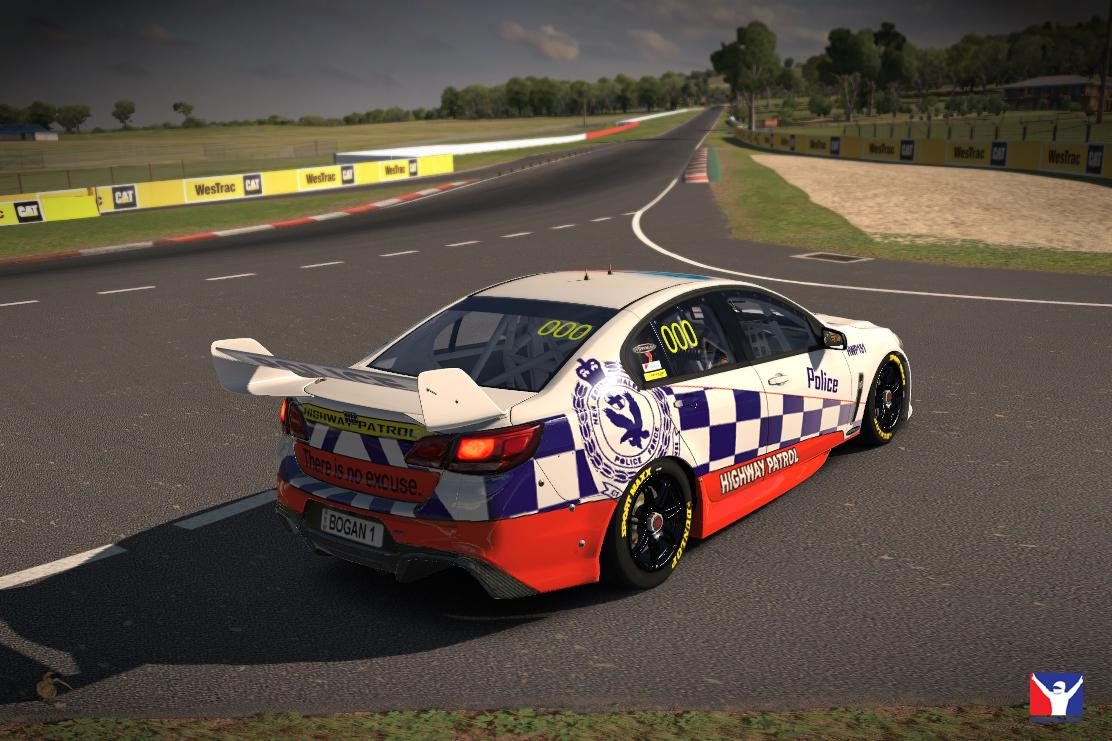 Preview of NSW Highway Patrol GTS by Rex C.