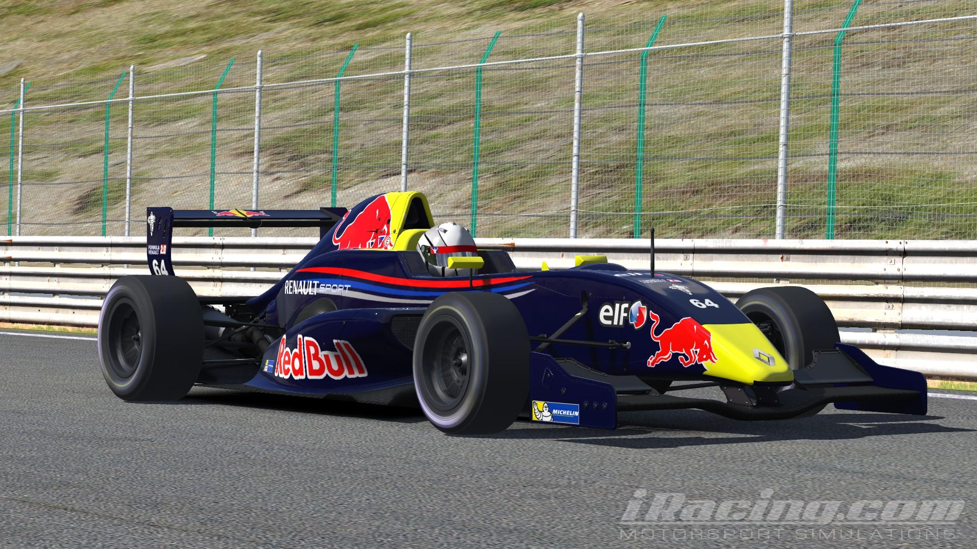 formula renault 2 0 red bull by coen klopman trading paints. Black Bedroom Furniture Sets. Home Design Ideas