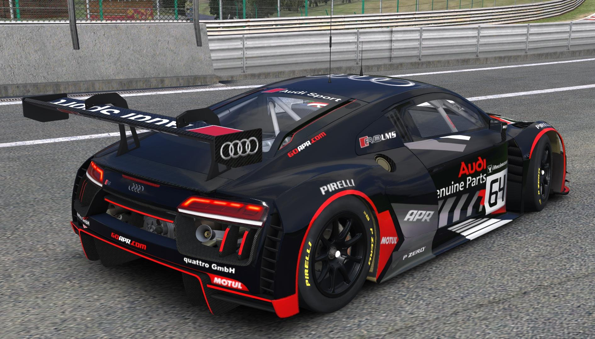 Preview of 2013 Audi Genuine Parts Black.tga.  Proper spec layer added. by John Paquin