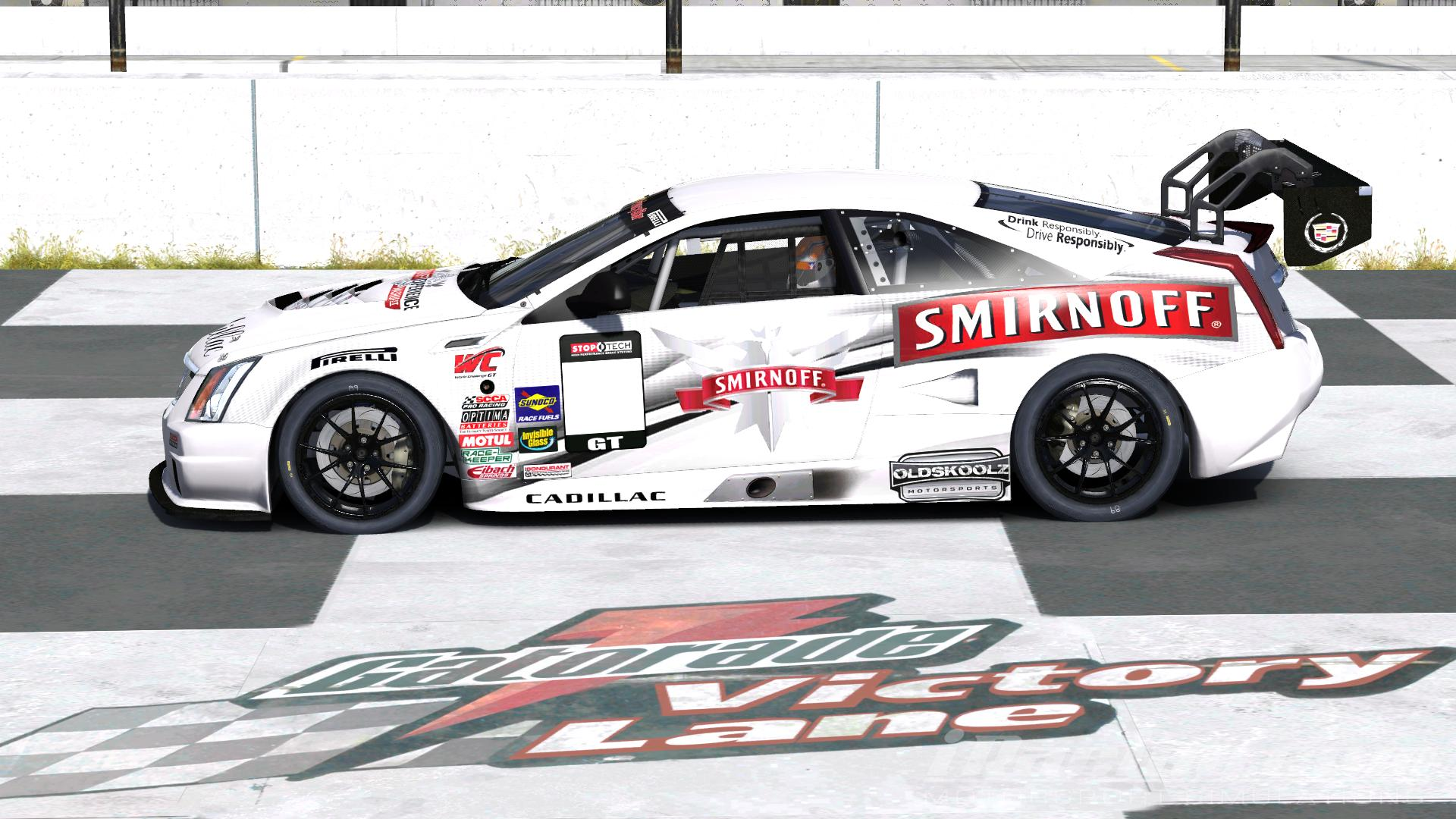 Smirnoff Cadillac by Sean D  - Trading Paints