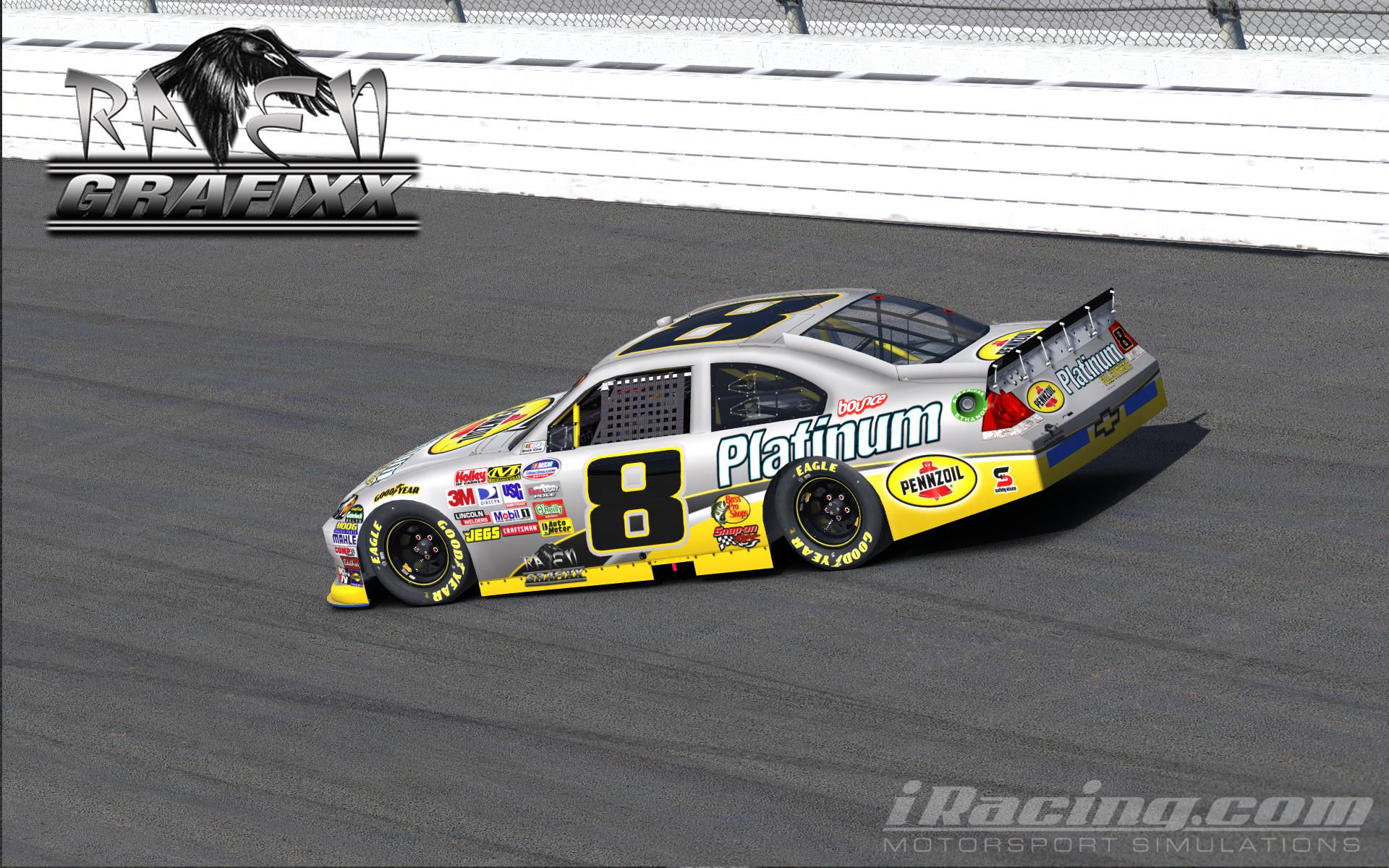 Preview of Pennzoil_Chevrolet Impala Class A_2048_2016.tga by Doyle Lowrance