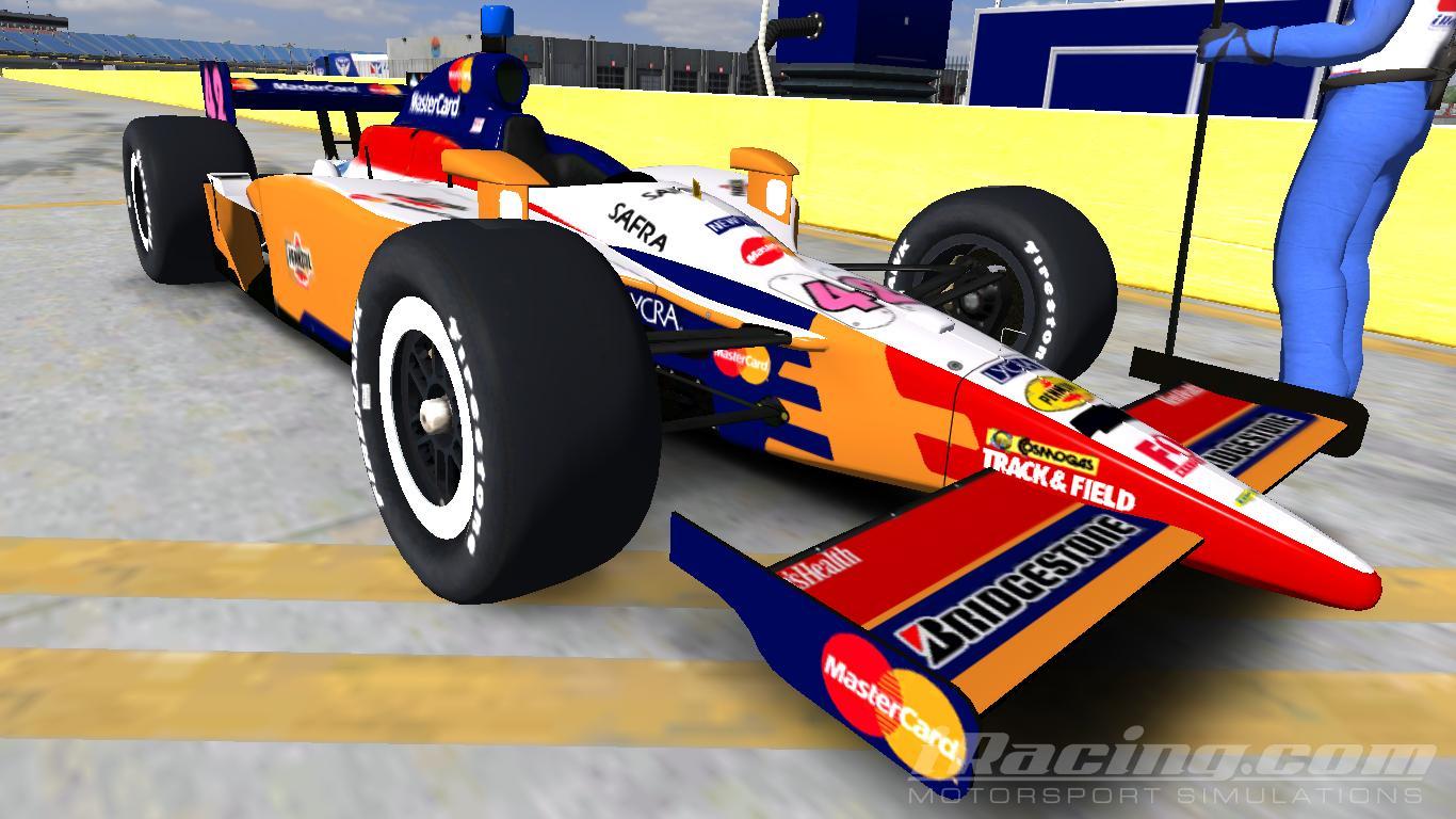 Mastercard Lola F1 Background 7