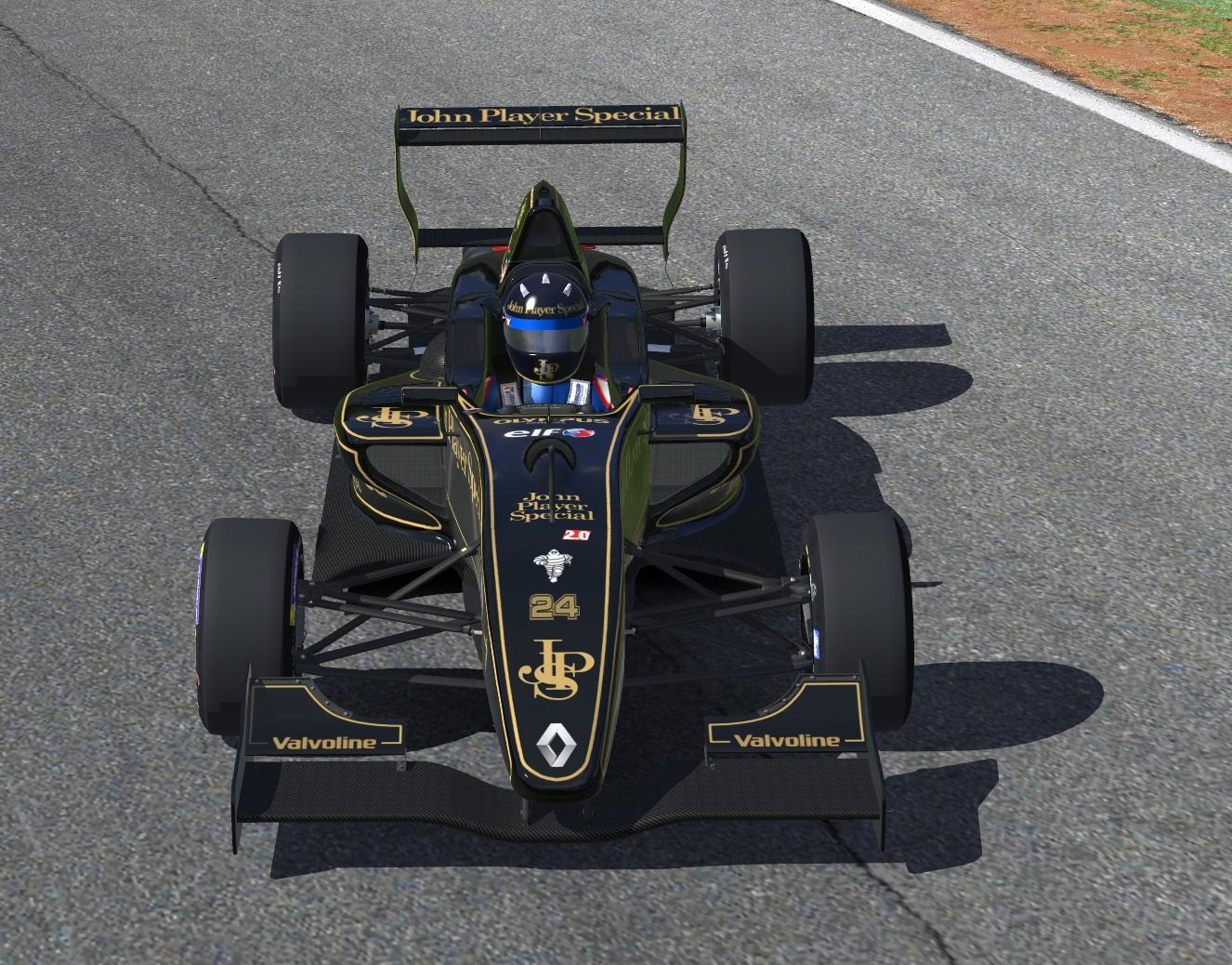Preview of JPS Renault by Don Craig