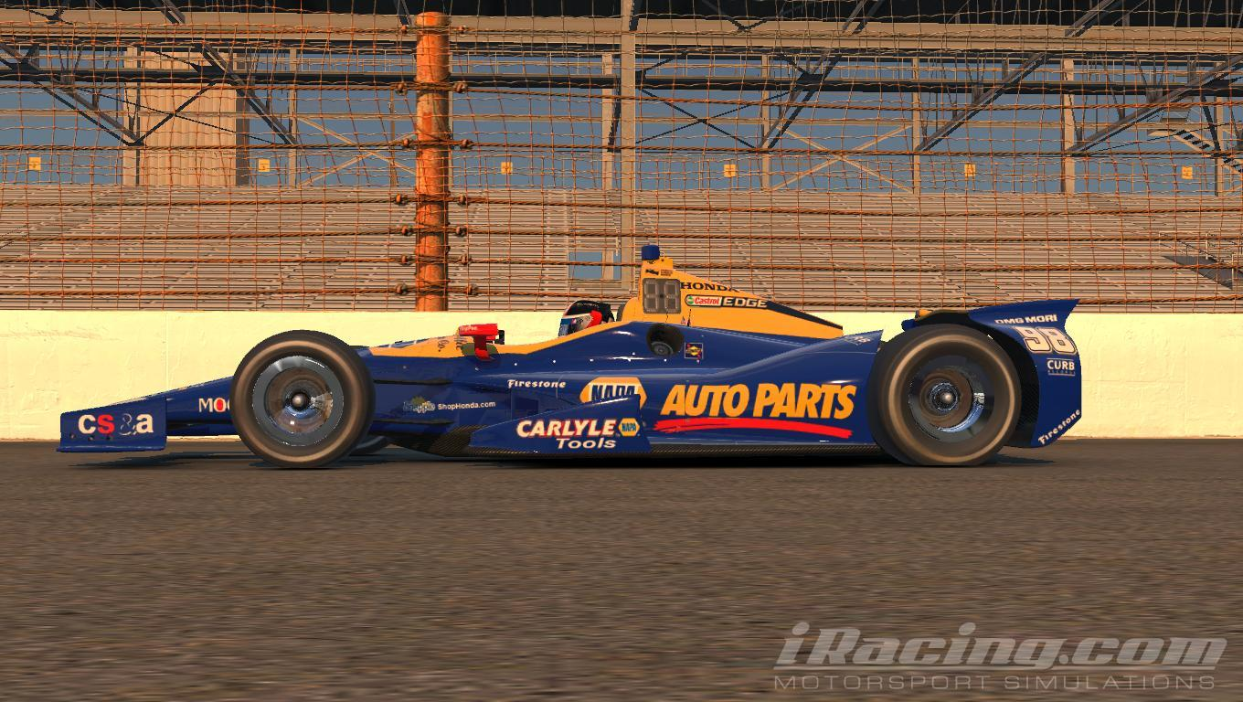 Preview of Alexander Rossi   Napa   Indy 500 by Phil Schroeder