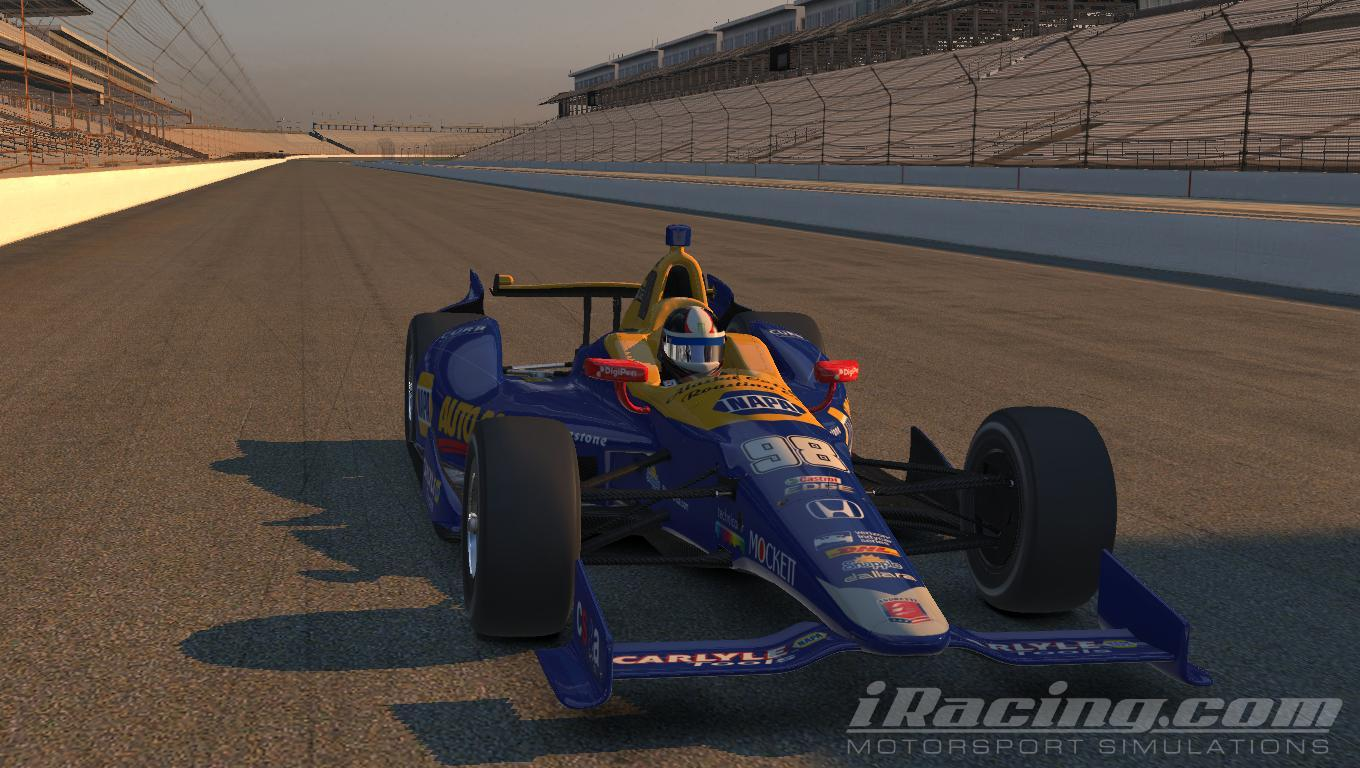 Preview of Alexander Rossi | Napa | Indy 500 by Phil Schroeder