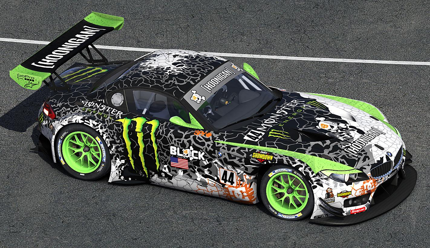 Preview of Monster BMW Z4 by Charles Churchville