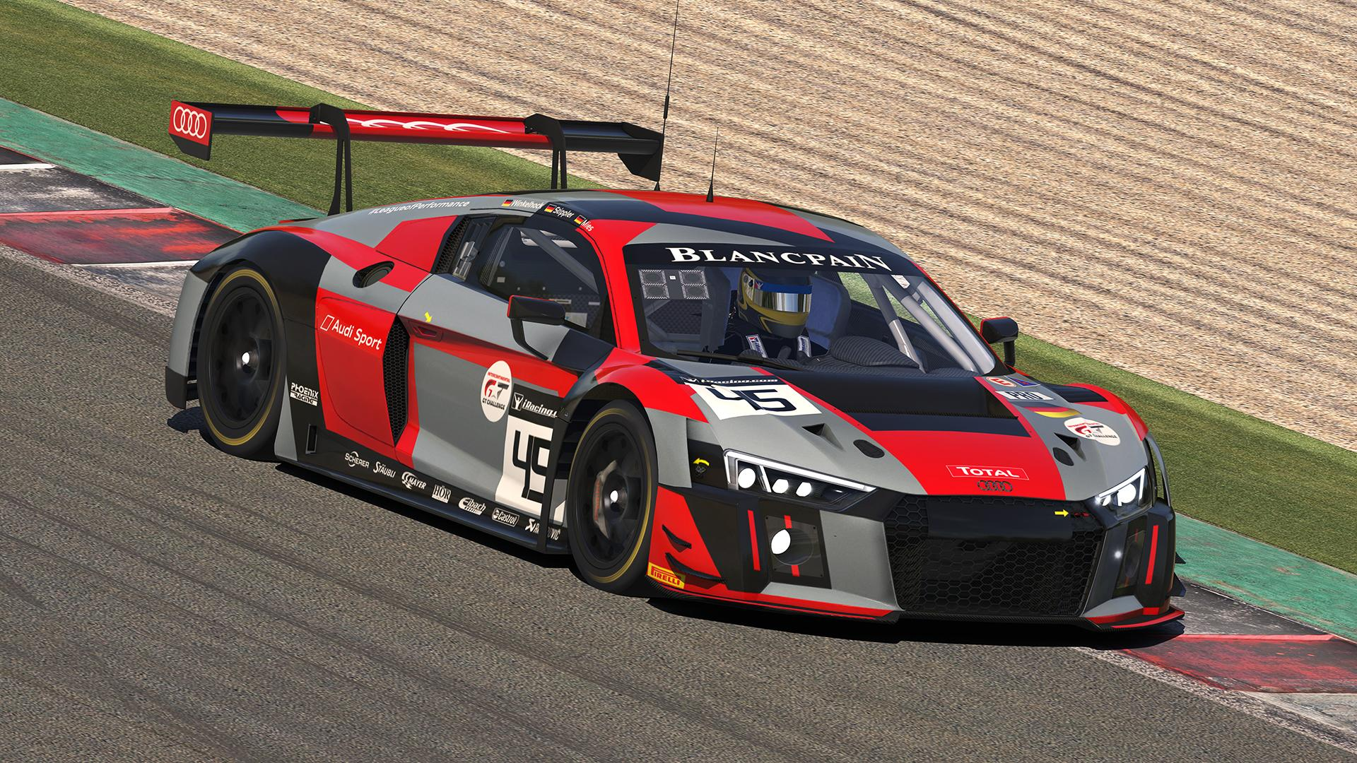 Preview of Phoenix Racing #6 Spa 24h 2016 (Fixed for 19S2 Update) by Jann Dircks