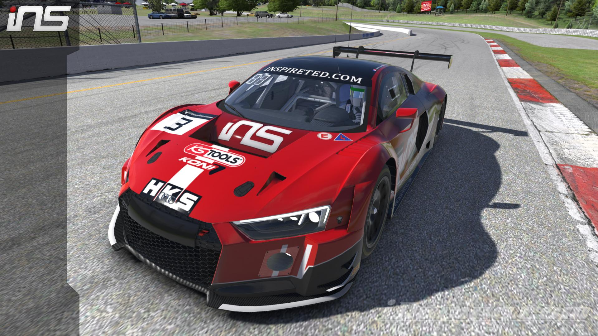 Preview of R8 INSIRETED • Team • Red Edition by Rene J.