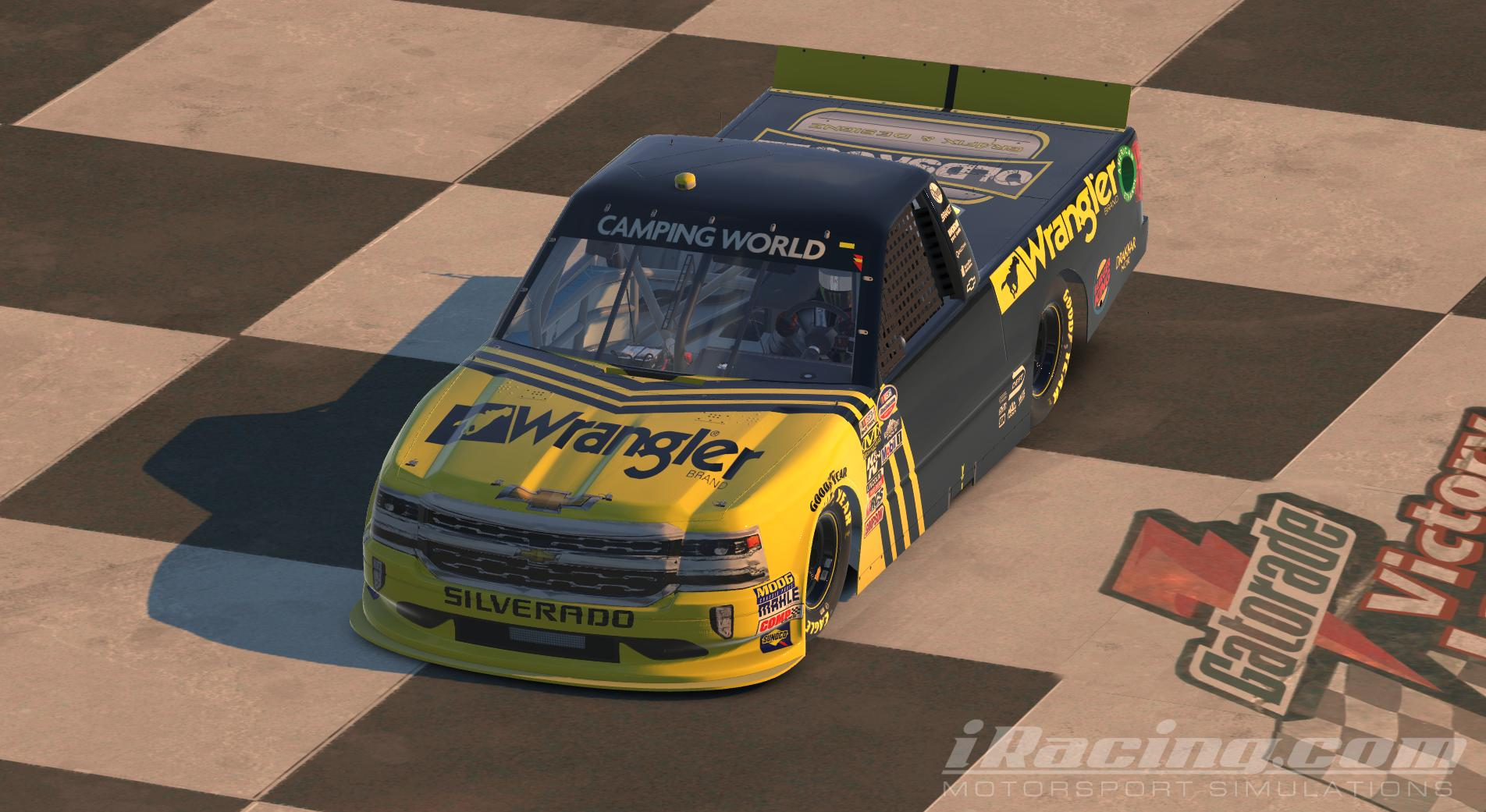 Preview of Wrangler Change up Silverado by Sean D.