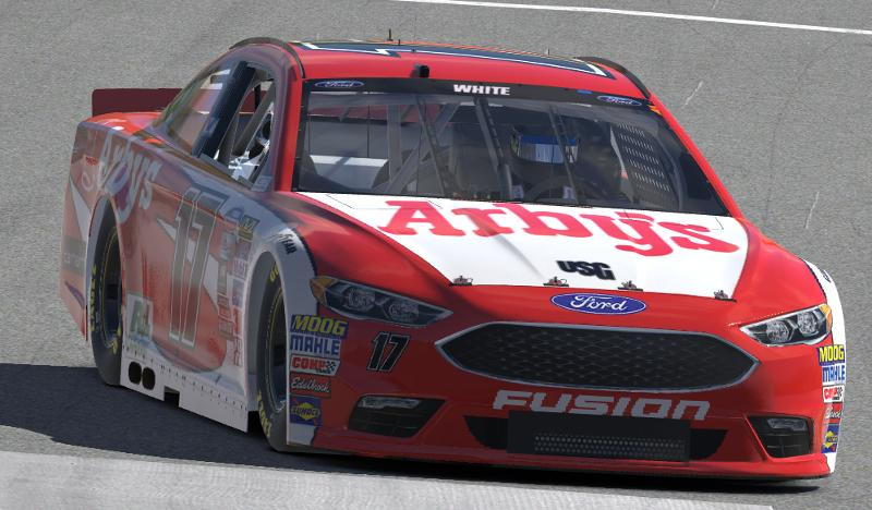 Custom Ford Fusion >> Arbys Fusion by Christopher D White - Trading Paints