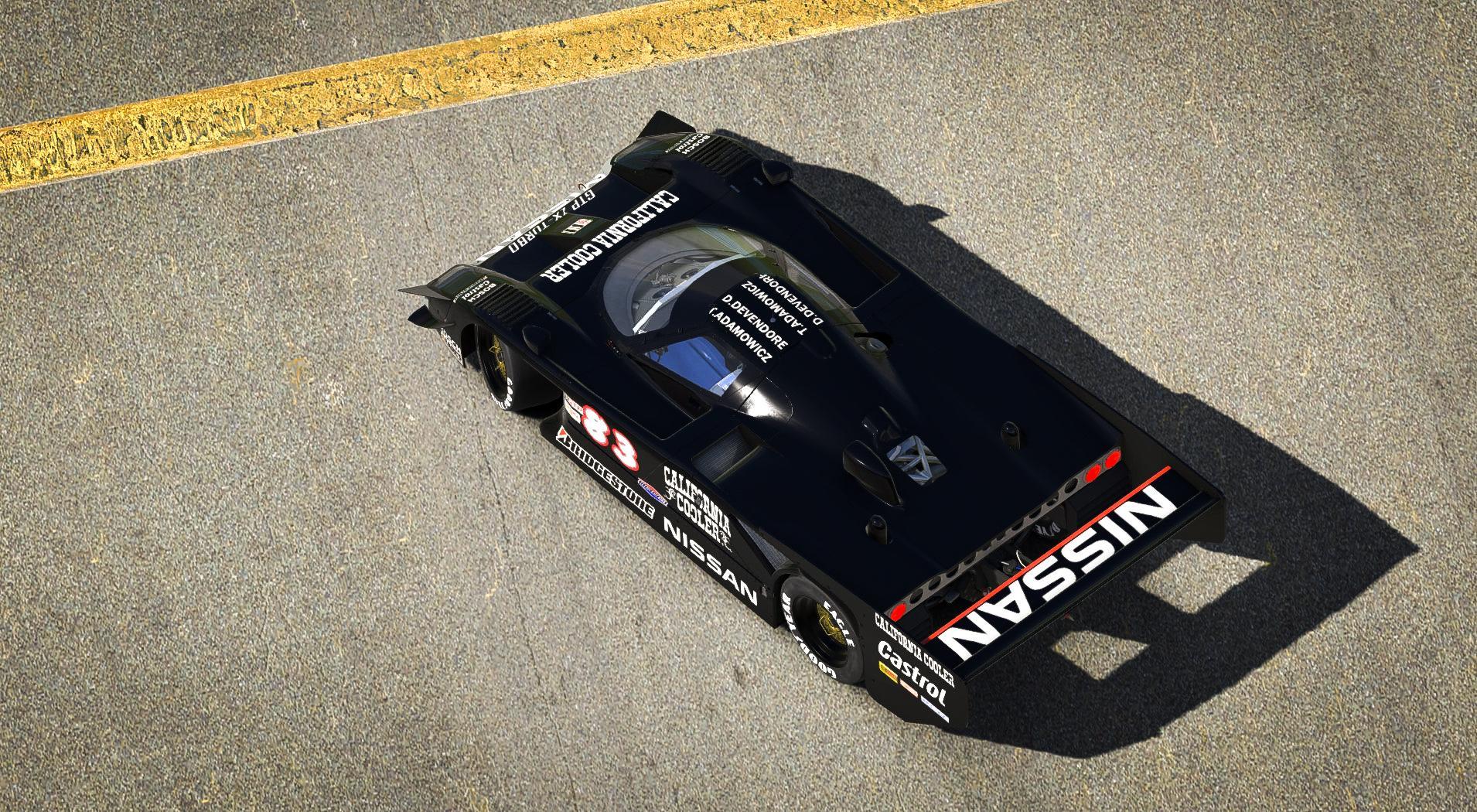 Preview of Lola T810 Nissan GTP ZX-T by Yuji Asakawa