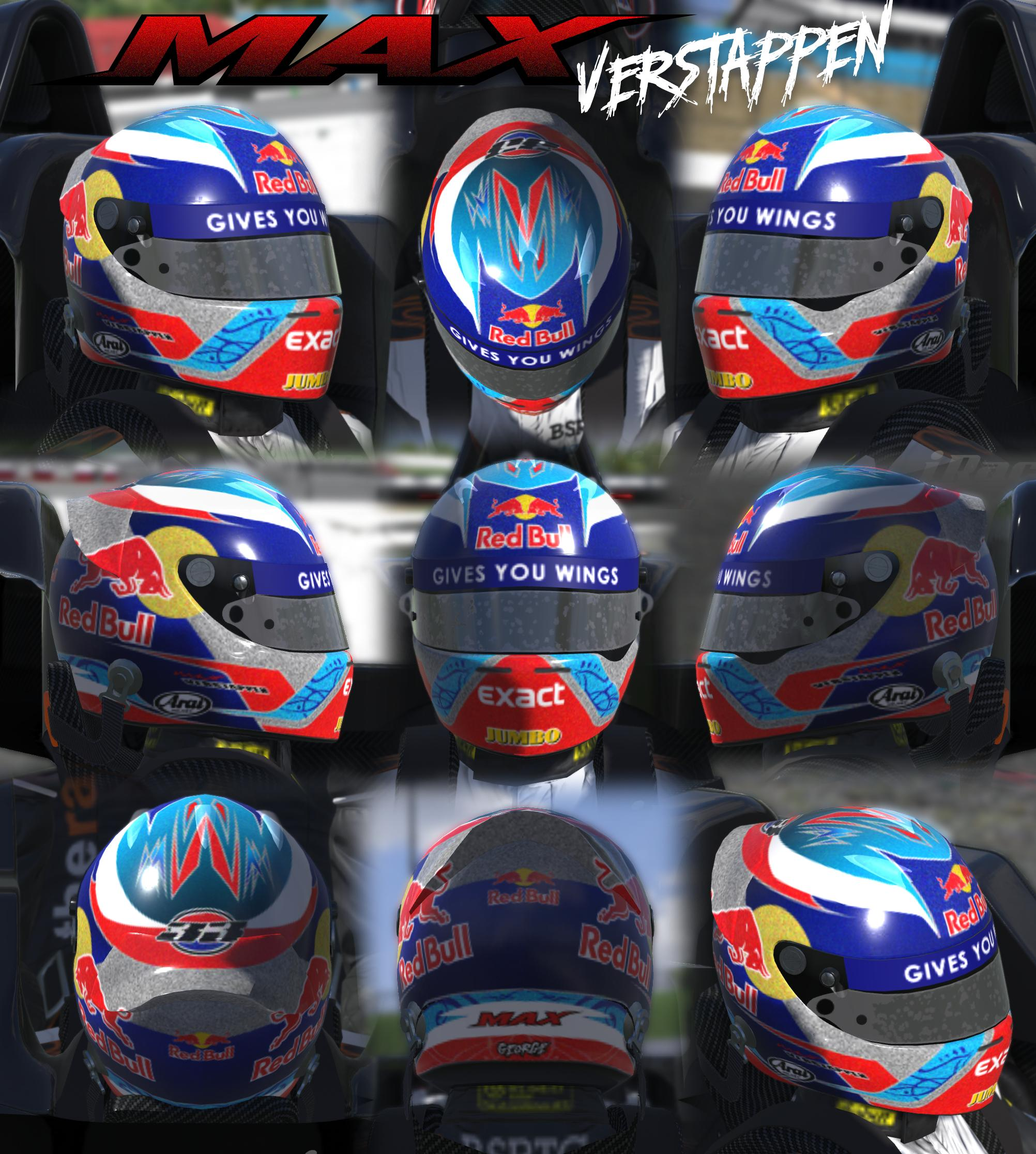 Preview of Max Verstappen 2016 by George Simmons