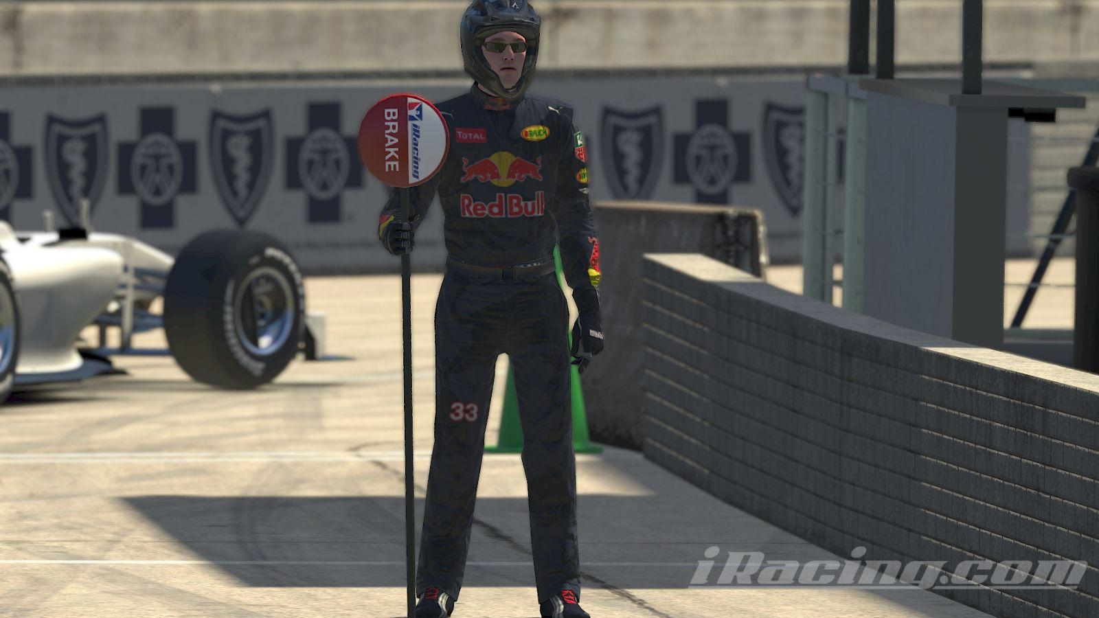 Preview of Max Verstappen Red Bull Updated by Stephane Parent