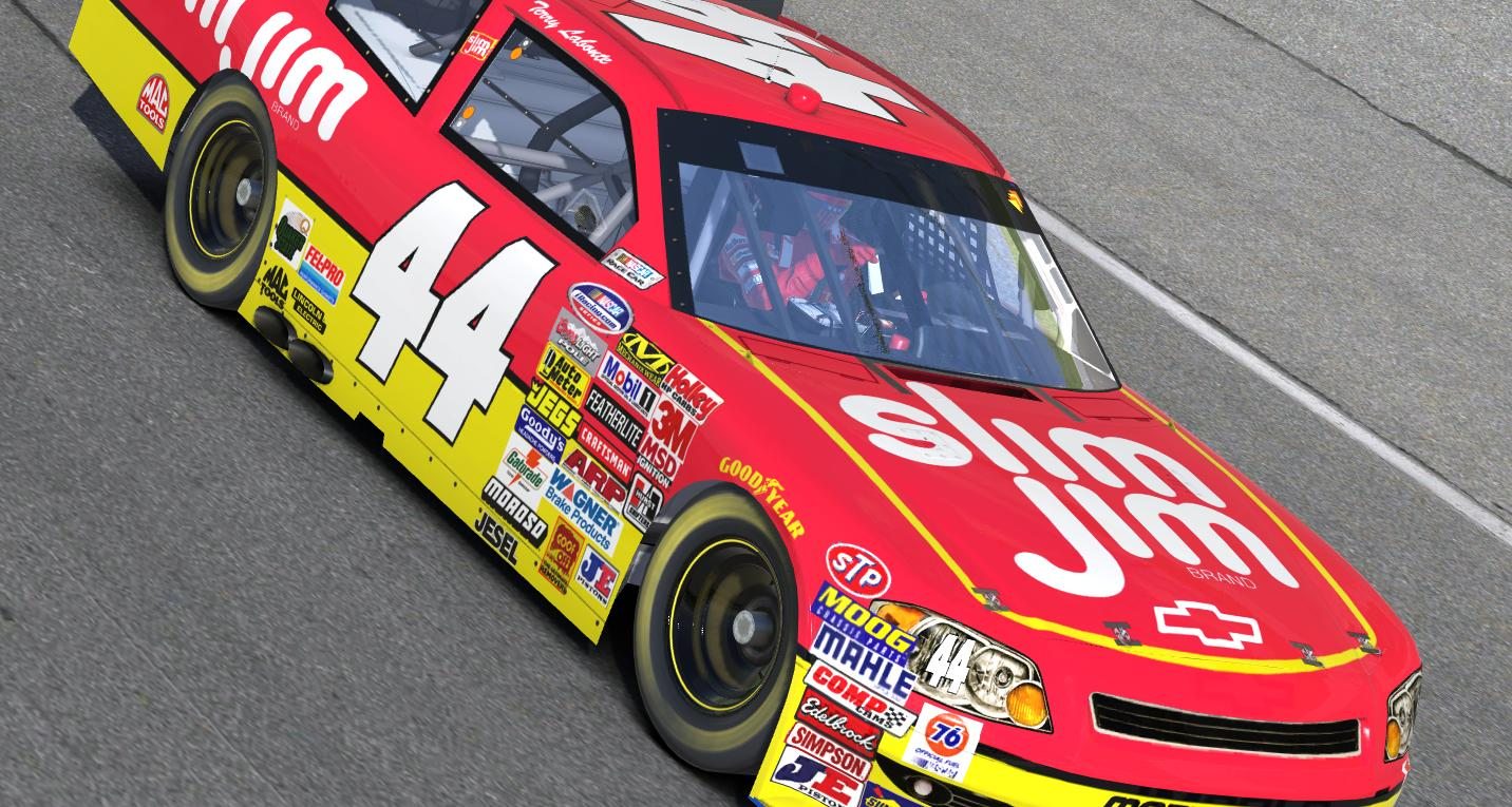 1999 TERRY LABONTE SLIM JIM BUSCH SERIES REPLICA Chevrolet Impala Class B 2011 NASCAR Nationwide