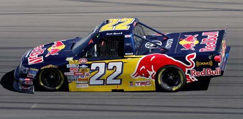 Preview of 2008 Truck Series Red Bull by Michael Lawler