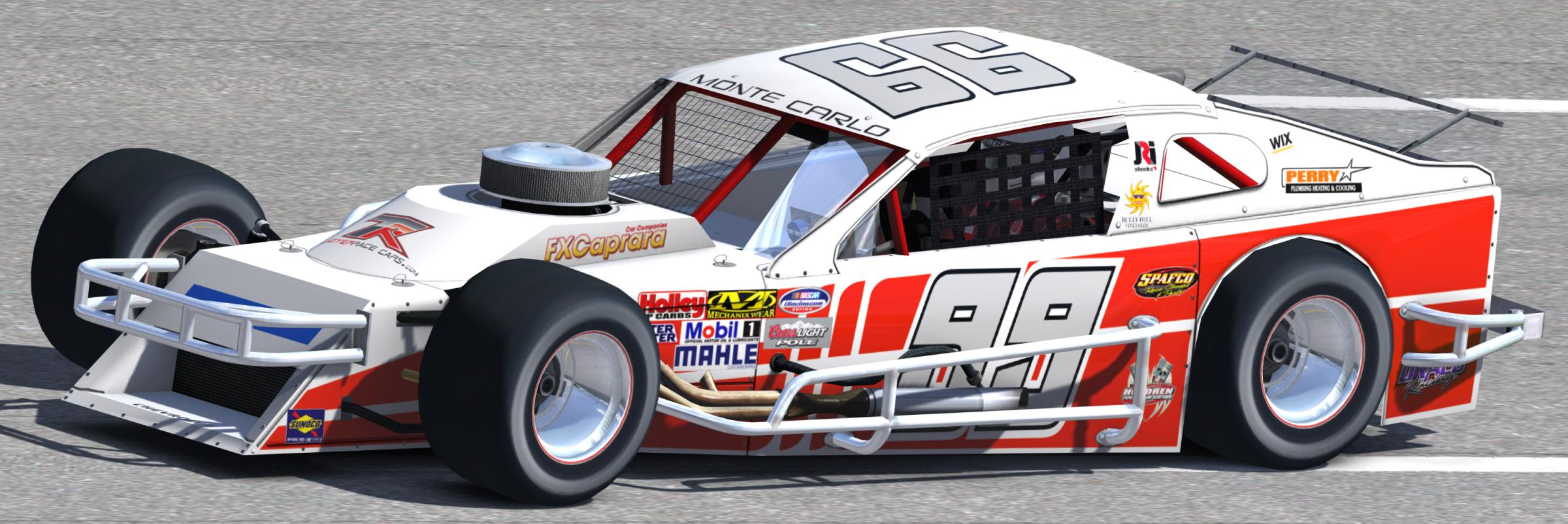 Troyer Race Cars: Maynard Troyer Throwback Inspired Scheme By Greg N