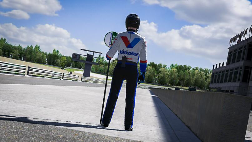 Preview of Valvoline Driver Suit - Modern by Simon Bailey