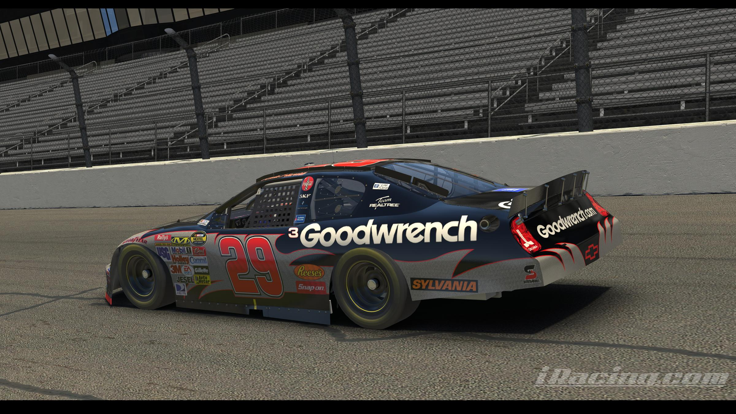 Preview of 2006 Kevin Harvick GM Goodwrench by Thomas Sink