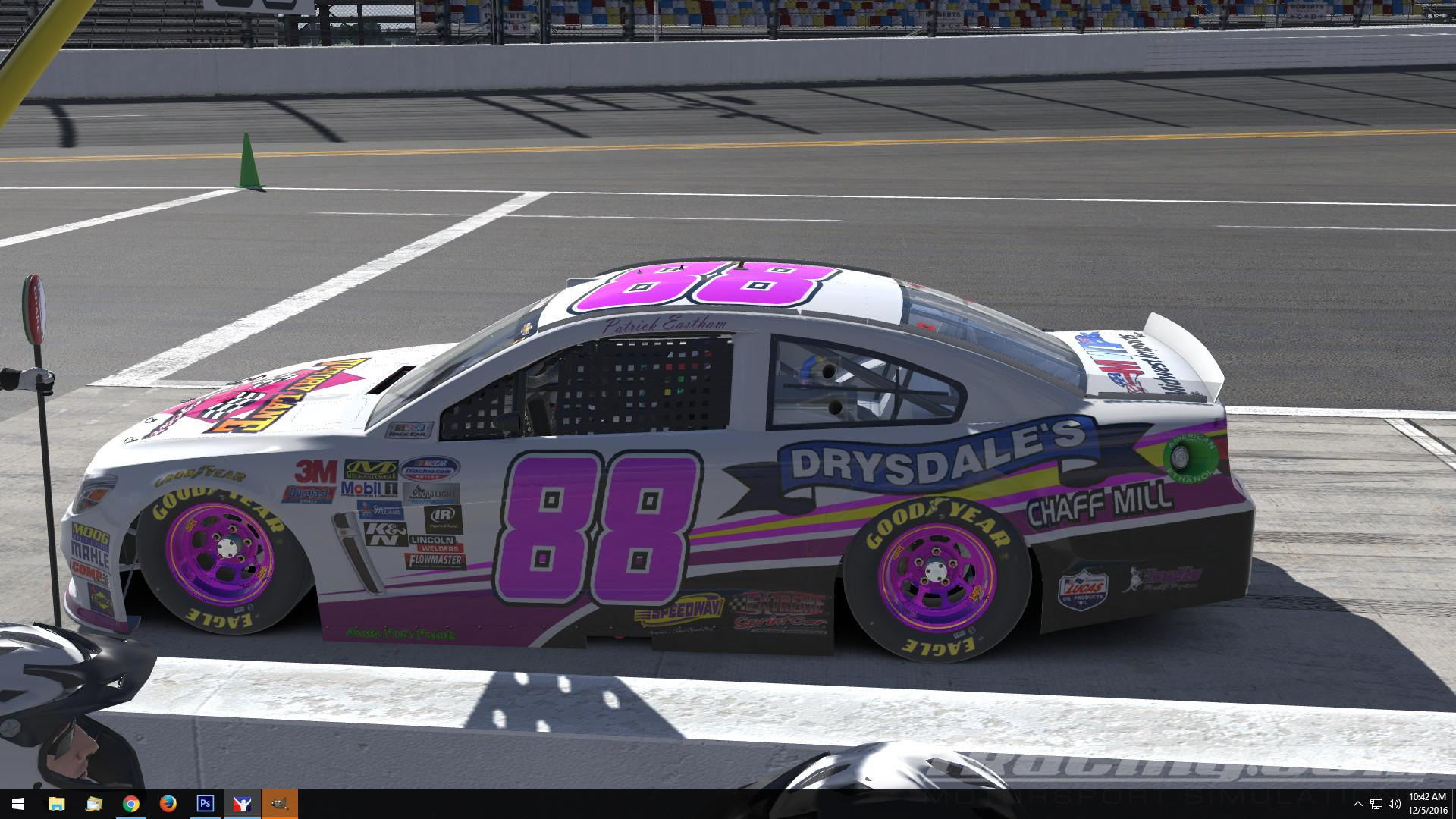 Victory lane racegear SS by Patrick Eastham - Trading Paints