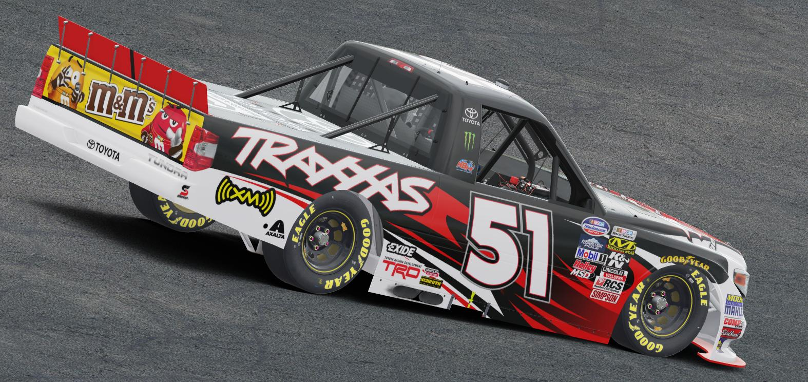 Preview of Kyle Busch Traxxas Tundra (OUTDATED) by Preston Pardus