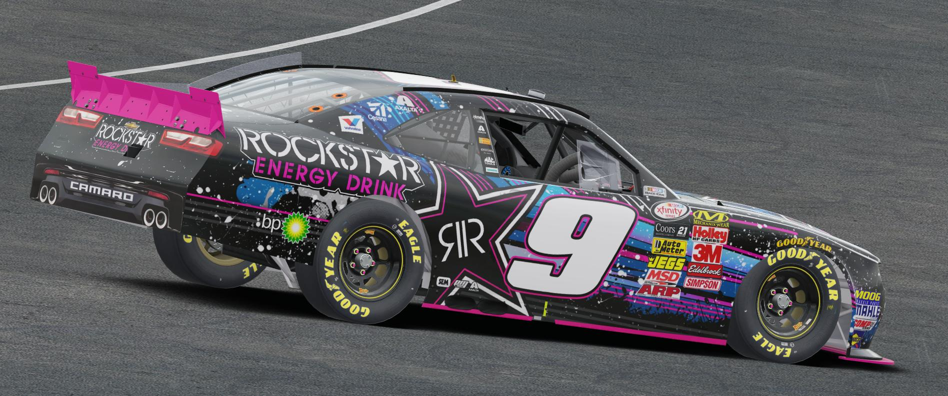 Preview of WK16 Painters Contest- Rockstar Energy Drink Camaro by Preston Pardus