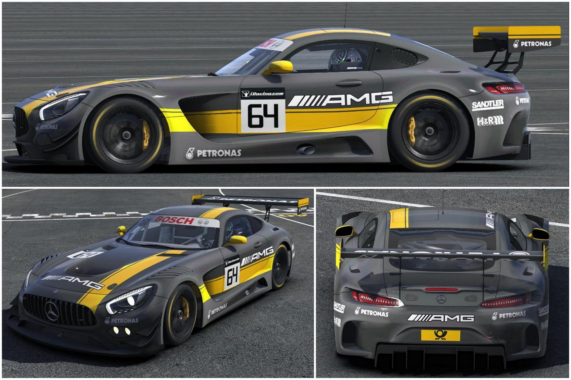 Preview of Mercedes AMG GT3 DiResta AMG by Paul V.