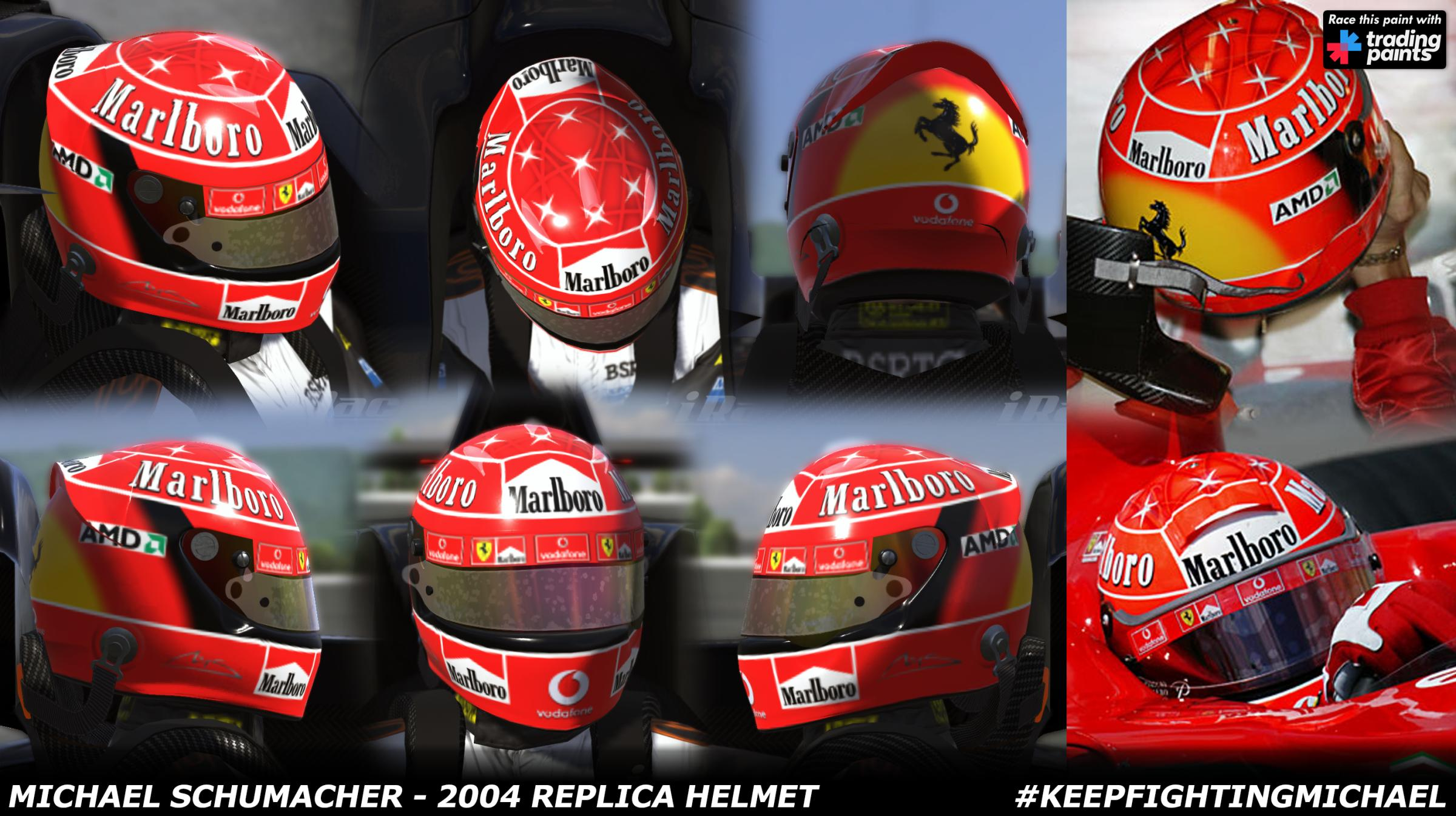 Preview of Michael Schumacher - 2004 by George Simmons