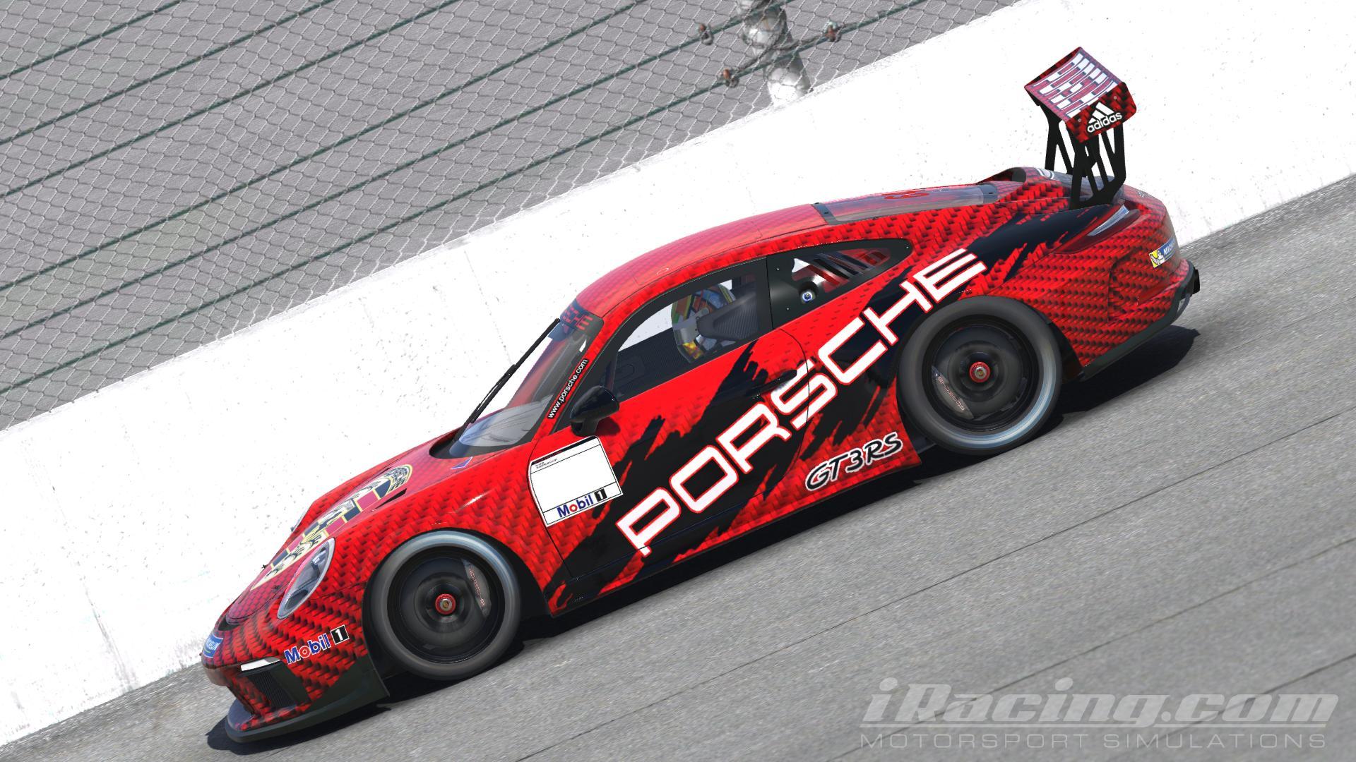 Porsche 911 GT3 Sponsor by Sean D. - Trading Paints on porsche coloring pages, porsche and bugatti race, audi r8 race car template, dirt modified race car template, orange race car template, porsche boxster race car, dodge challenger race car template,