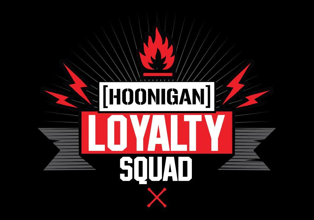 Ken block ford gt gt3 hoonigan style by stefan gawlista - Hoonigan logo ...
