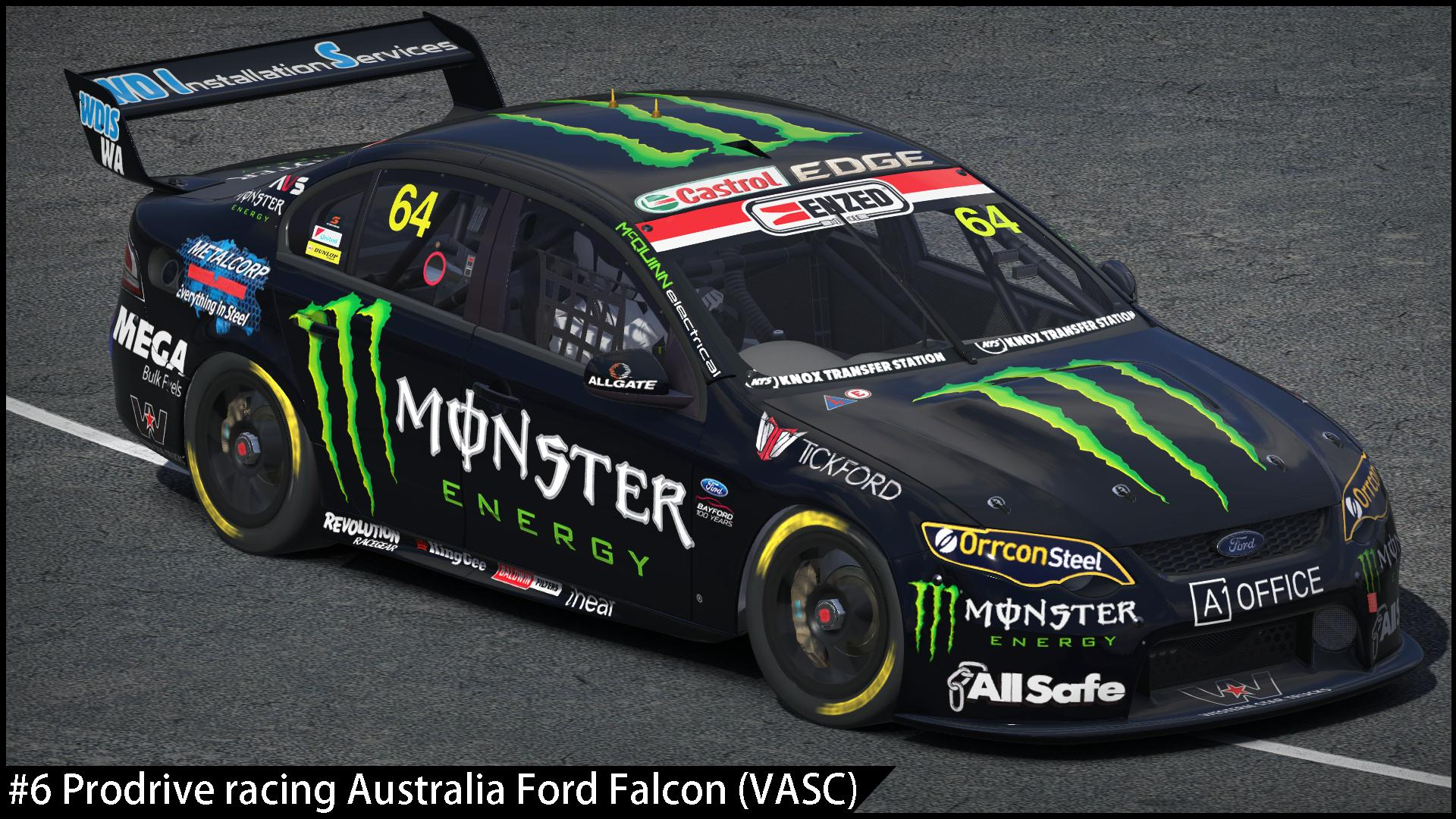 How To Get My Car Sponsored By Monster Energy